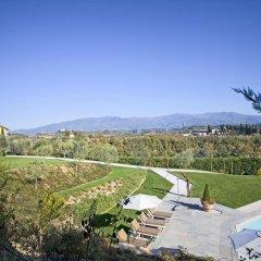 Отель Relais Villa Belvedere бассейн
