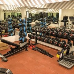 D'Qua Hotel фитнесс-зал