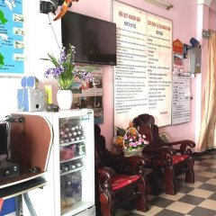 Отель Kim Ngan Нячанг питание