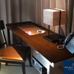 Отель Crowne Plaza Phuket Panwa Beach удобства в номере