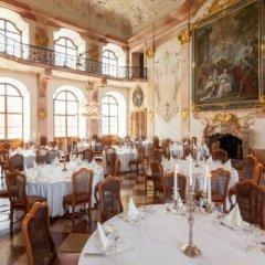 Отель Schloss Leopoldskron Meierhof Зальцбург помещение для мероприятий