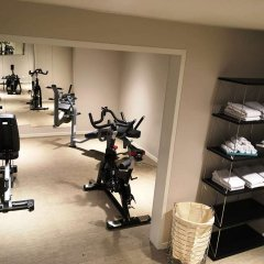 Hotel Lavaux фитнесс-зал
