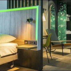 Отель Park Inn by Radisson Brussels Airport спа
