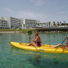Отель Regency Hotel and Spa Тунис, Монастир - отзывы, цены и фото номеров - забронировать отель Regency Hotel and Spa онлайн приотельная территория