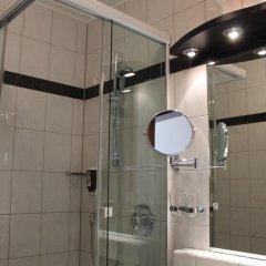 Отель Villa Waldperlach Германия, Мюнхен - отзывы, цены и фото номеров - забронировать отель Villa Waldperlach онлайн ванная фото 2