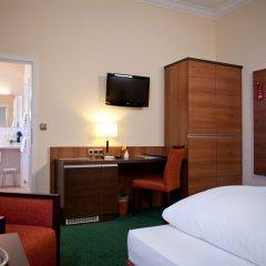 Отель Grünwald Германия, Мюнхен - отзывы, цены и фото номеров - забронировать отель Grünwald онлайн удобства в номере