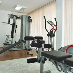Отель Royal Sun Болгария, Солнечный берег - отзывы, цены и фото номеров - забронировать отель Royal Sun онлайн фитнесс-зал