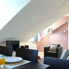 Апартаменты Mh Apartments Central Prague Прага гостиничный бар