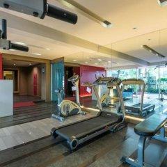 Отель Hi Residence Bangkok Таиланд, Бангкок - отзывы, цены и фото номеров - забронировать отель Hi Residence Bangkok онлайн фитнесс-зал фото 2