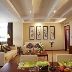 Отель Xi'an Jiaotong Liverpool International Conference Center интерьер отеля