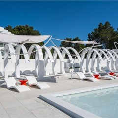 Отель THB Naeco Ibiza - Adults Only бассейн фото 2