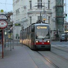 Отель In Hernals Вена городской автобус