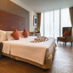 Отель On8 Sukhumvit Nana Bangkok By Compass Hospitality Бангкок комната для гостей фото 2
