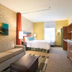 Отель Home2 Suites by Hilton Minneapolis Bloomington США, Блумингтон - отзывы, цены и фото номеров - забронировать отель Home2 Suites by Hilton Minneapolis Bloomington онлайн комната для гостей фото 4