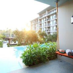 Отель Proud Phuket 4* Стандартный номер с различными типами кроватей фото 16