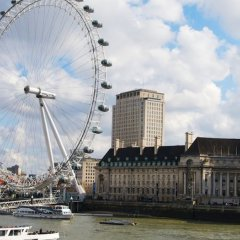 Отель London Eye Apartments Великобритания, Лондон - отзывы, цены и фото номеров - забронировать отель London Eye Apartments онлайн приотельная территория