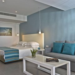 Отель Nissi Beach Resort комната для гостей фото 2