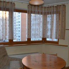 Апартаменты Сити Инн Апартаменты Сокольники комната для гостей фото 4