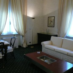 Отель Aldrovandi Residence City Suites Италия, Рим - отзывы, цены и фото номеров - забронировать отель Aldrovandi Residence City Suites онлайн комната для гостей