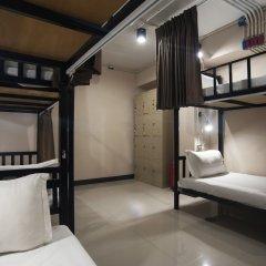 Отель Cloud Nine Lodge Бангкок комната для гостей фото 4
