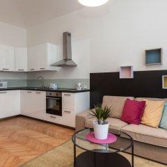 Апартаменты Comfortable Prague Apartments комната для гостей фото 2