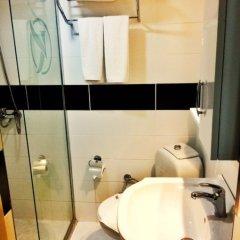 Meridia Beach Hotel Турция, Окурджалар - отзывы, цены и фото номеров - забронировать отель Meridia Beach Hotel онлайн ванная фото 2