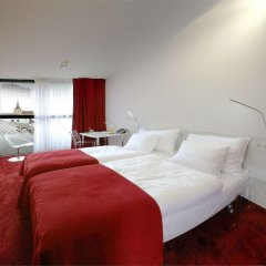 Design Metropol Hotel Prague комната для гостей