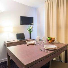 Отель Appart'City Lyon - Part-Dieu Villette Франция, Лион - 2 отзыва об отеле, цены и фото номеров - забронировать отель Appart'City Lyon - Part-Dieu Villette онлайн в номере