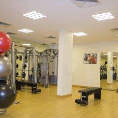 Отель Holiday Inn Abu Dhabi Downtown фитнесс-зал фото 2