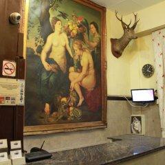 Отель Pensión Segre интерьер отеля фото 2