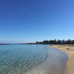 Отель Evelina Apartment Кипр, Протарас - отзывы, цены и фото номеров - забронировать отель Evelina Apartment онлайн пляж