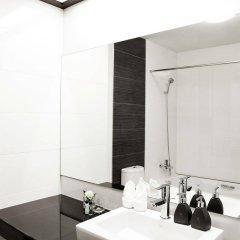 Отель Crystal Suites Suvarnabhumi Airport Бангкок ванная фото 2
