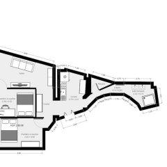 Отель Marais Renard Париж спортивное сооружение