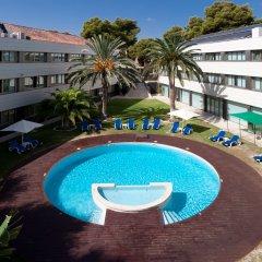 Отель Daniya Alicante бассейн фото 2