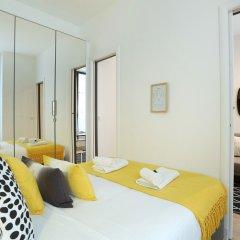 Отель Résidence Blanche Париж комната для гостей фото 4