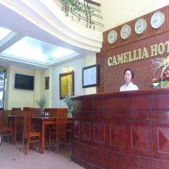 Отель Camellia 3 Ханой интерьер отеля