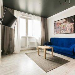 Гостиница MaxRealty24 LOFT Putilkovo комната для гостей фото 3