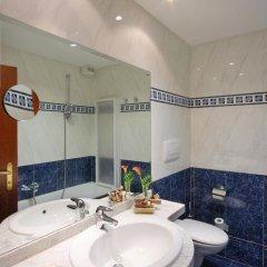 Hotel Centro Benessere Gardel Кьюзафорте ванная фото 2