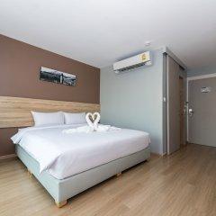Отель Narra Hotel Таиланд, Бангкок - 1 отзыв об отеле, цены и фото номеров - забронировать отель Narra Hotel онлайн комната для гостей фото 2