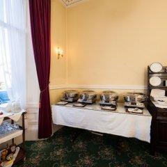 Отель The Ben Doran Эдинбург ванная