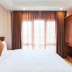 Отель Hoang Lan Hotel Вьетнам, Хошимин - отзывы, цены и фото номеров - забронировать отель Hoang Lan Hotel онлайн комната для гостей фото 4