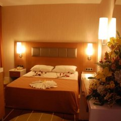 Oba Star Hotel & Spa - All Inclusive 3* Стандартный номер с двуспальной кроватью фото 9