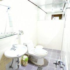 Отель Photo Park Guesthouse Сеул ванная