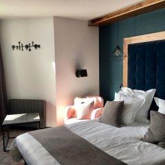 Отель Mercure Val Thorens комната для гостей