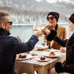 Carlton Hotel St Moritz питание