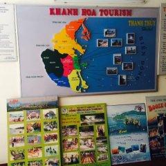 Thanh Thuy Hotel Нячанг интерьер отеля фото 3