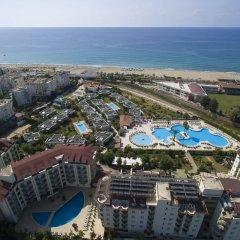 Отель Green Garden Suite пляж фото 2