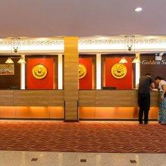 Golden Sea Pattaya Hotel интерьер отеля фото 5