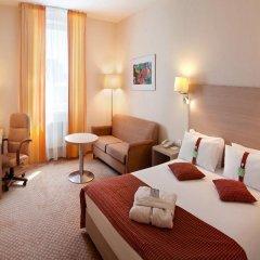Гостиница Холидей Инн Москва Лесная 4* Стандартный номер с двуспальной кроватью фото 16