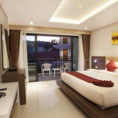 Отель Paripas Patong Resort комната для гостей фото 2